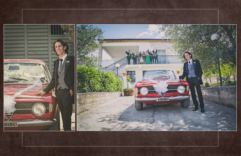 Fotografie Matrimonio a Pietraperzia, ENNA
