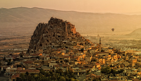 Foto di Viaggi, Turchia Mongolfiera