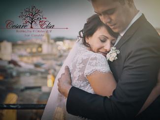 Elsa & Cesare, l'intero servizio fotografico matrimoniale