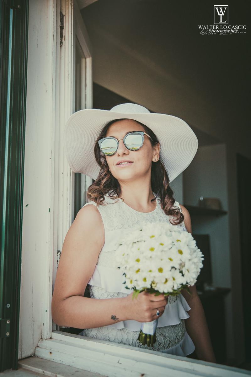 Sposa a Favignana, Fotografie