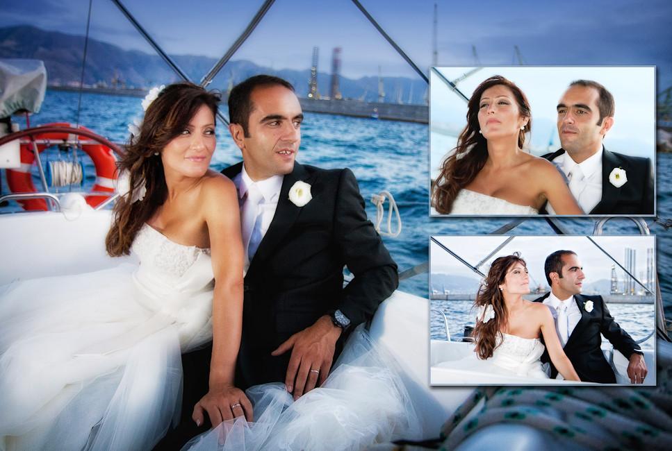 Servizi fotografici matrimoni a Taormina