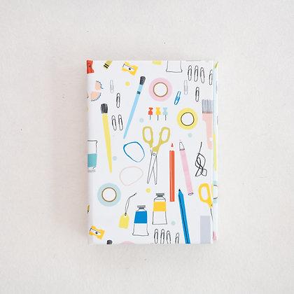 Cut + Paste Mini Sticky Book