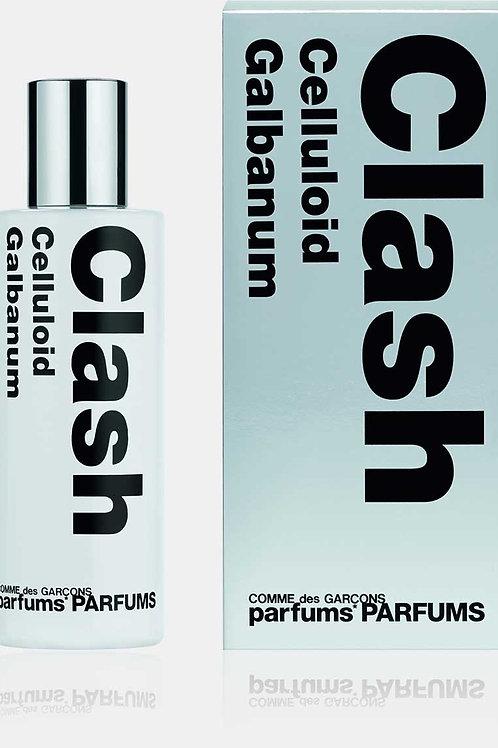 COMME des GARCONS parfum: Clash Celluloid Galbanum