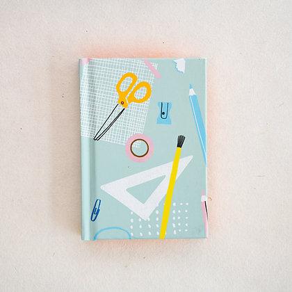 Cut + Paste Mini Notebook
