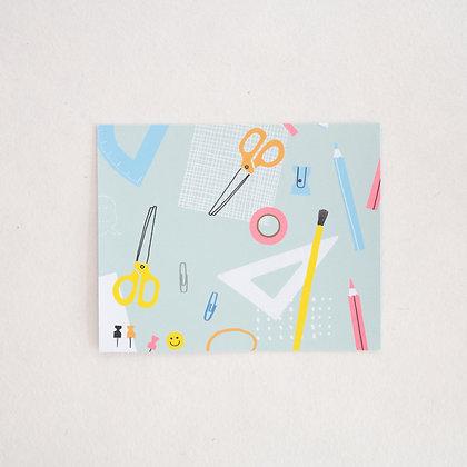 Cut + Paste Cards