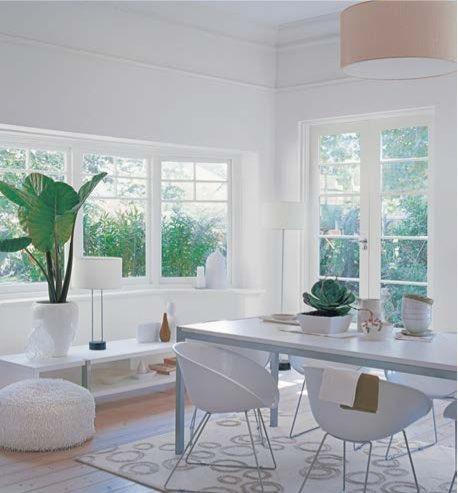 Interior Dulux Antique White