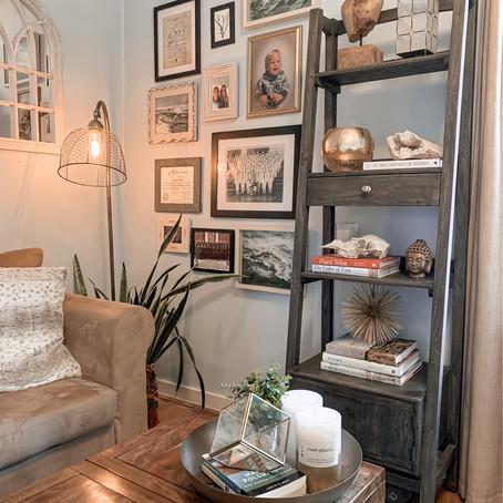 Living Room Refresher
