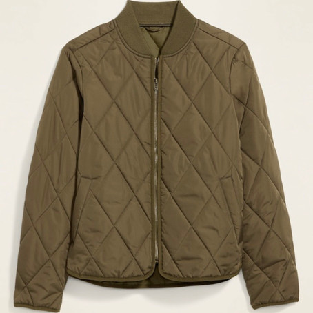 The Perfect Fall & Winter Transition Jackets On Sale