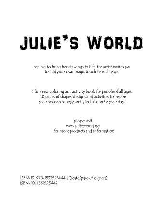 julie's world