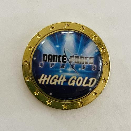 PIN - High Gold