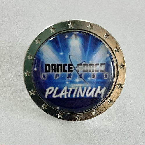 PIN - Platinum