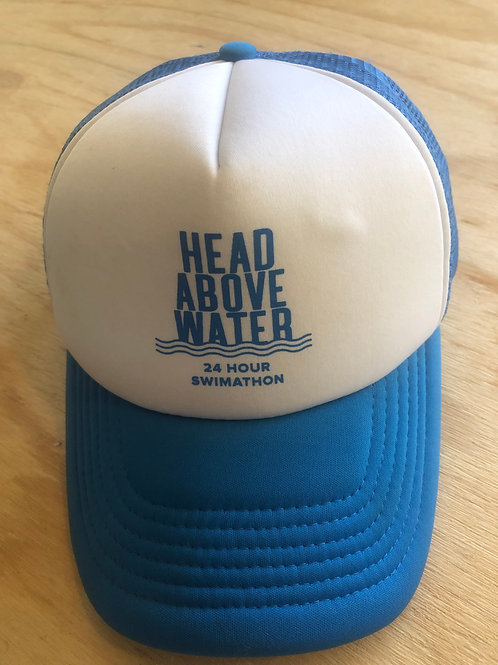 Head Above Water Trucker Cap