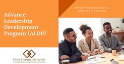 Advance leadership development program