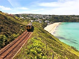 Scenic Coastal Train