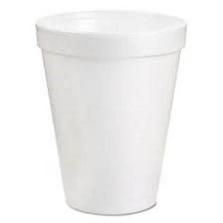 cups 8 oz Styrofoam