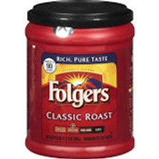 Coffee Folgers Classic Roast