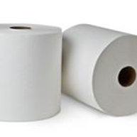 "Emotion Towels, Roll White, NP 10"" 6/ case"