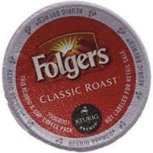 Coffe, Folgers K-cup