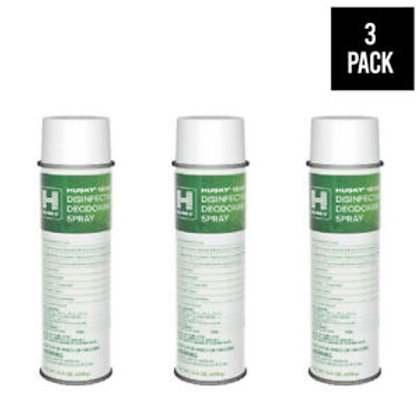 Husky Disinfectant Spray 16.5oz