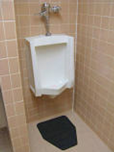 Urinal Mats, with enzyme
