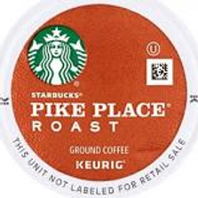 Coffee, Starbucks K-Cup Pike`s Peak