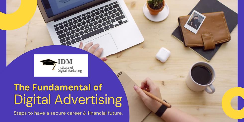 The Fundamental of Digital Advertising