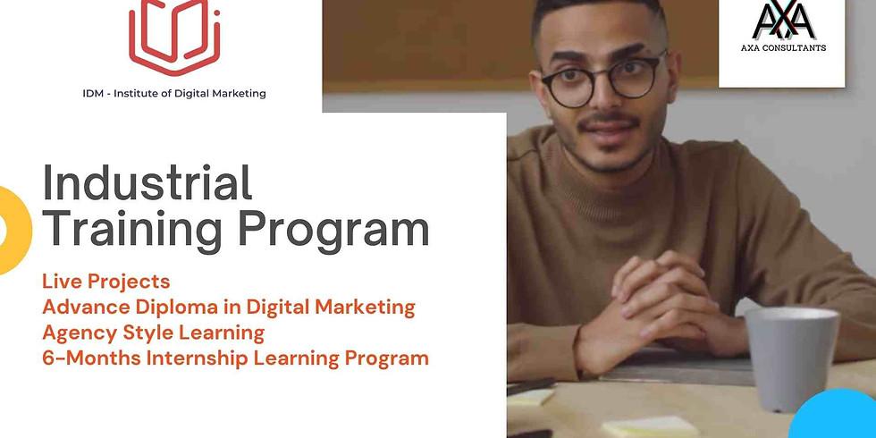 Industrial Training Program in Digital Marketing