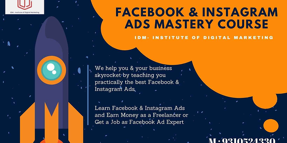 Facebook & Instagram Ads Mastery Course