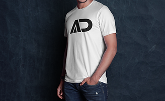 03- T-shirt Distressed Seamless Backdrop
