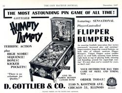 humpty flyer