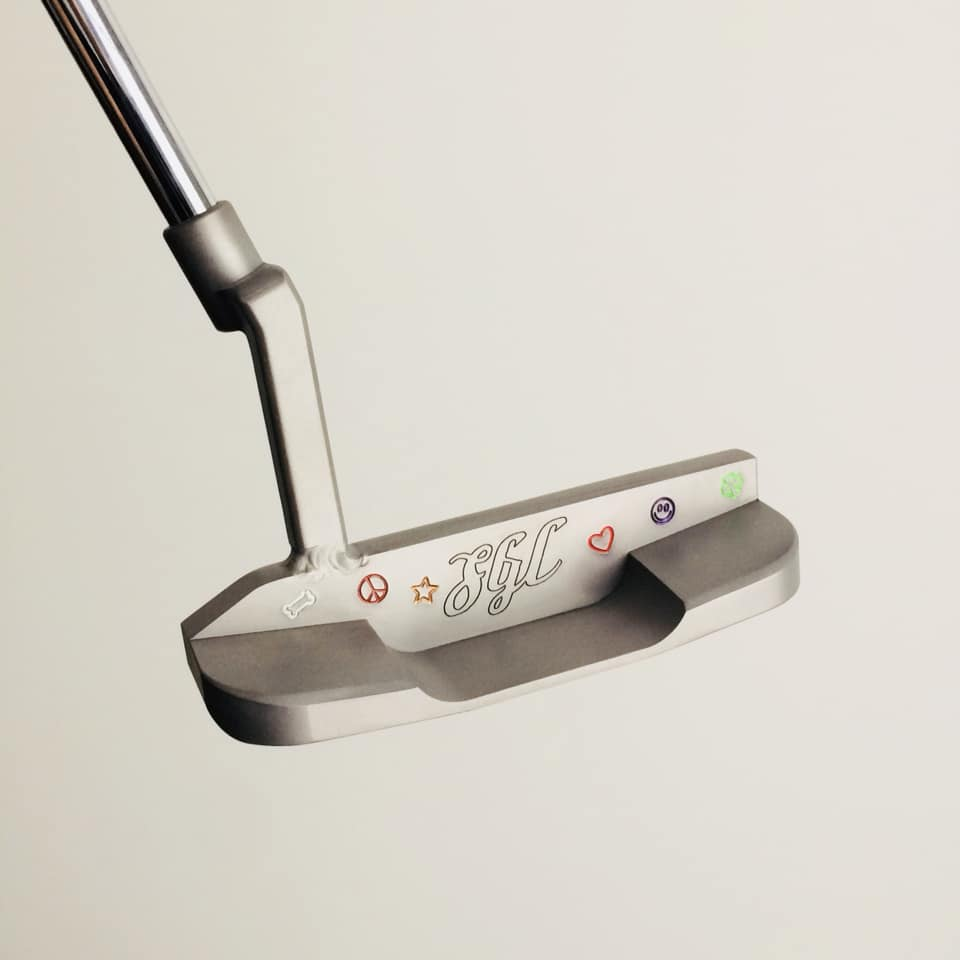 SGC Putters Milled Putter Custom Putter