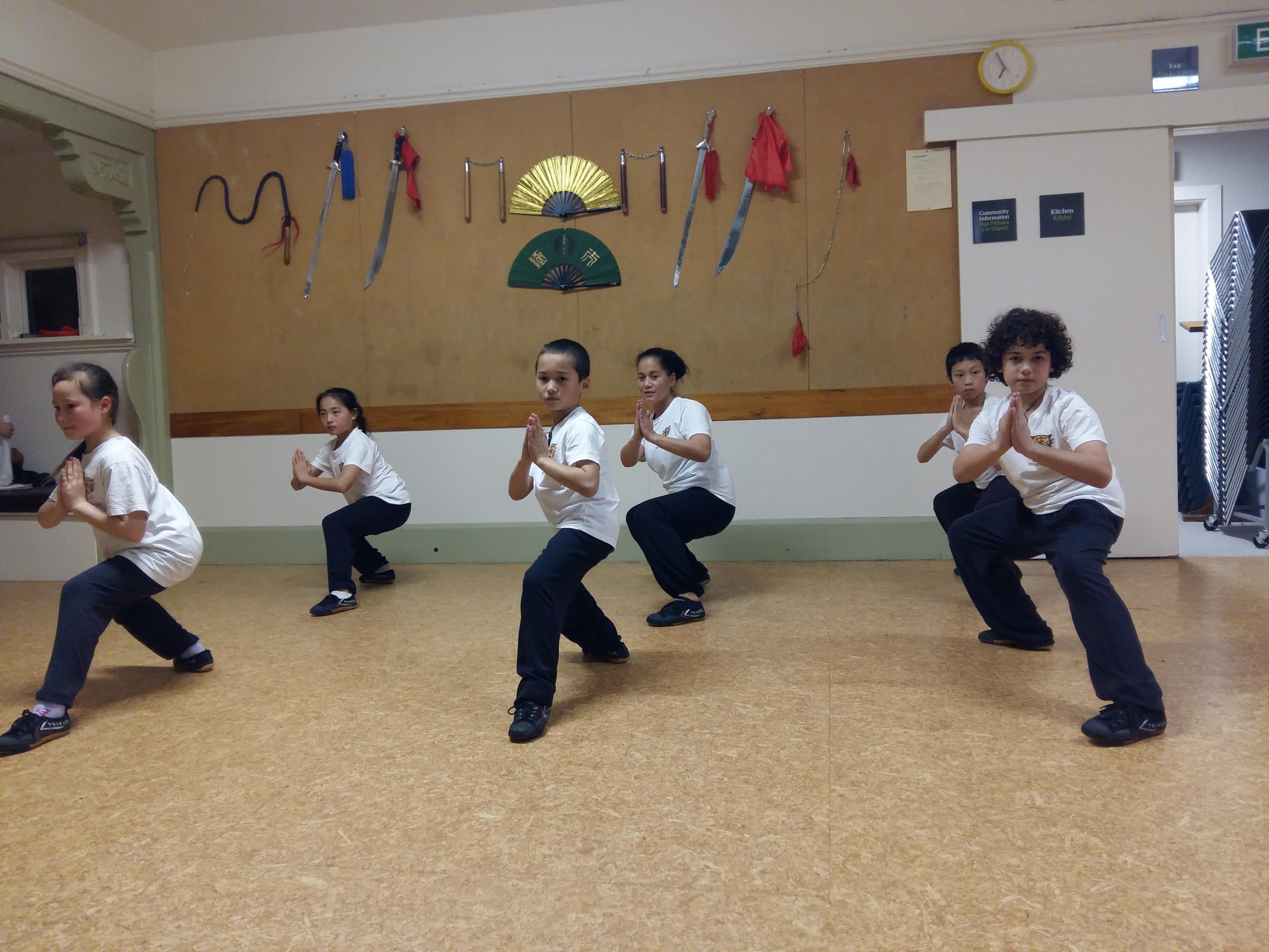 Master Song Shaolin Kung Fu Wushu