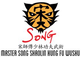 Master Song Shaolin Kung Fu Wushu Logo