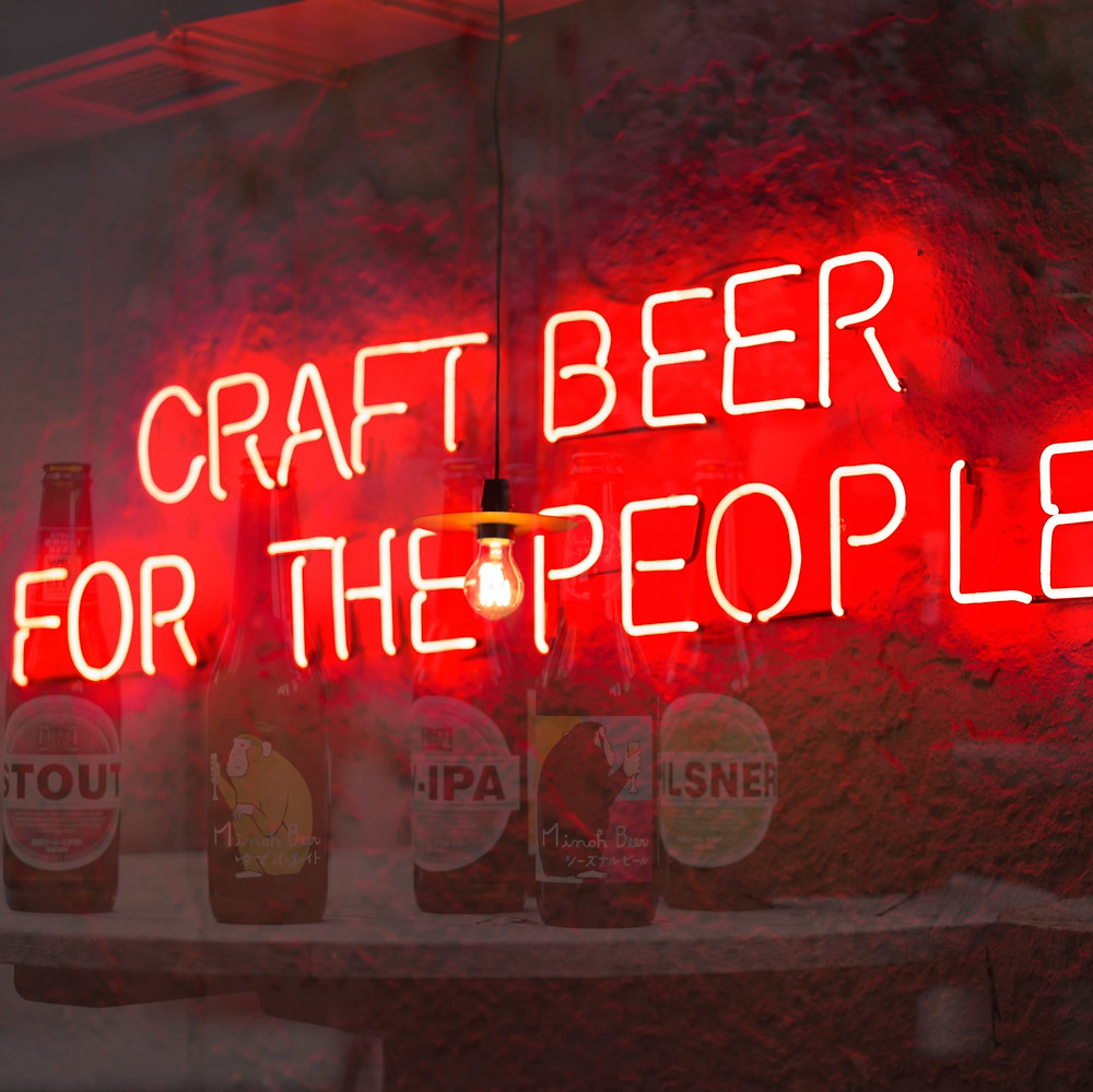 craft beer, health benefits and vitamins and minerals