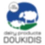 Doukidi Dairy Logo