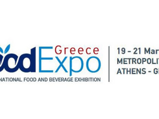 FoodExpo Athens 2016 (19-21 March)
