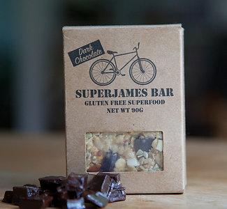 6 pk-CHOCOLATE SUPERJAMES BARS