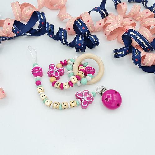 """Set """"Kleine Prinzessin - Pink"""""""