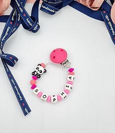 """Pandabär Rosa"""