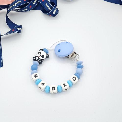 """""""Pandabär Blau"""""""