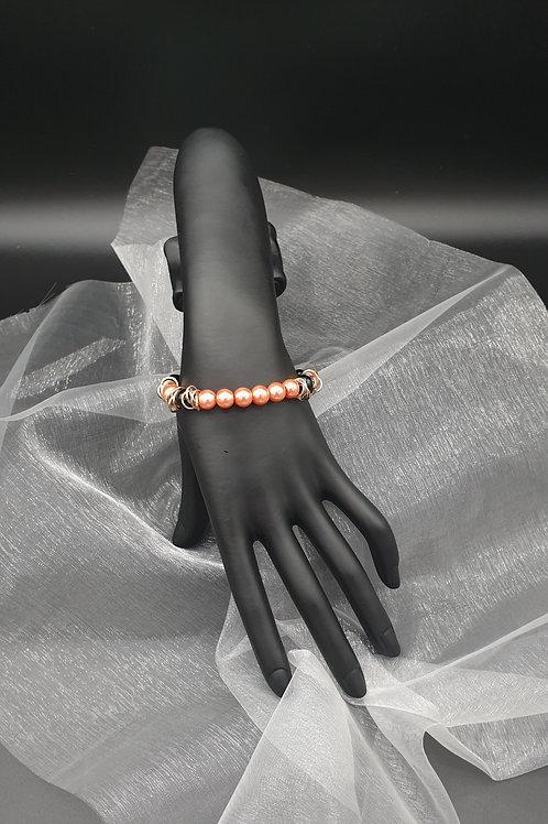 "Armband ""Black Tango"""
