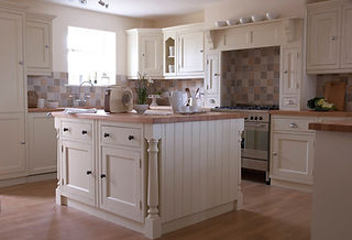 traditional kitchen cabinets wood worktop.jpg
