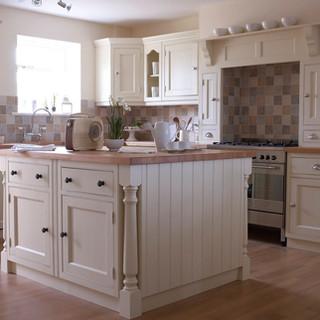traditional kitchen cabinets   - QUADRA - kitchens