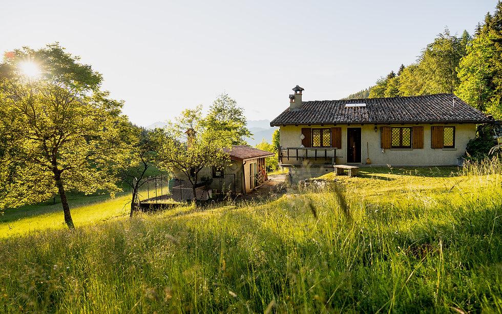 Haus und Unterkunft in Camasone, Lombardei