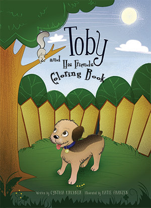 Toby and His Friends Coloring Book