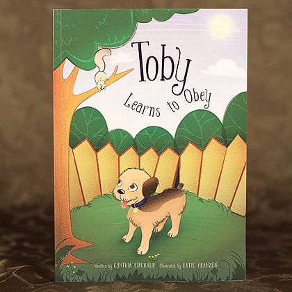 Toby Learns to Obey