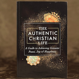 The Authentic Christian Life Group Package