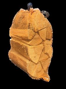 Bag of kiln dried Ash firewood logs