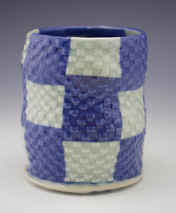 Checkered Cup