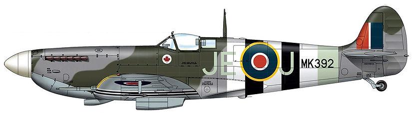 Spitfire-LFIX-RAF-144-Wing-JEJ-MK392-Joh